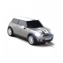 Mouse Mini Cooper S Dark Grey - USB ALEXER SRL