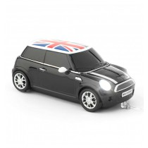 Mouse Mini Cooper S Astro Black - USB ALEXER SRL
