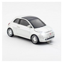 Mouse Fiat 500 New White - USB ALEXER SRL