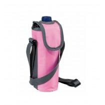 Geanta cooler Easycool roz pentru sticla de apa ALEXER SRL