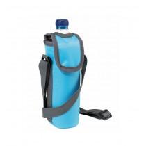 Geanta cooler Easycool albastru deschis pentru sticla de apa  ALEXER SRL