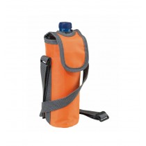 Geanta cooler Easycool portocalie pentru sticla de apa  ALEXER SRL