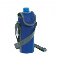 Geanta cooler Easycool albastra pentru sticla de apa  ALEXER SRL