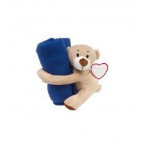 Paturica albastra cu ursulet ALEXER SRL