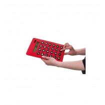 Calculator de mana A4 Buddy rosu ALEXER SRL