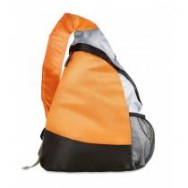 Rucsac portocaliu triunghiular CDT-MO7644-10 ALEXER SRL