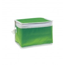 Geanta frigorifica verde pentru 6 doze CDT-MO7883-09  ALEXER SRL