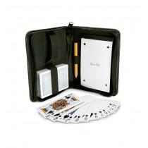 Set carti de joc cu agenda si creion CDT-KC6572-03 ALEXER SRL