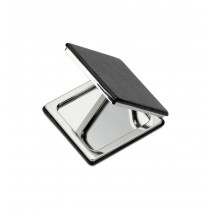 Oglinda dubla magnetica Glow neagra ALEXER SRL