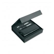 Instrumente de scris set cu model piele de crocodil IT3805-03  ALEXER SRL