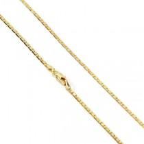 Lant placat cu aur de 18 K IMPEX SILVERGOLD SRL