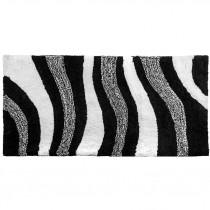 Covor Shaggy Heinner Home, 230 x 160 cm,  Zebra B&W