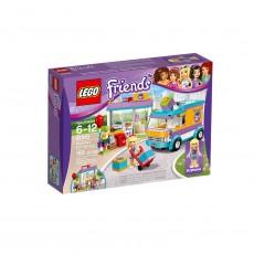LEGO Friends Distribuirea cadourilor in Heartlake 41310