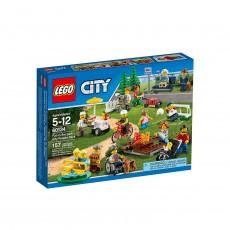 LEGO City Distractie in parc - Oamenii orasului 60134