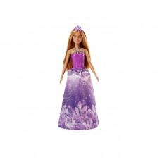 Papusa Barbie Dreamtopia Printesa 2018, Rochie Mov
