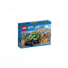 LEGO City Camion de explorare a vulcanului 60121