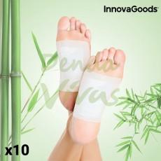 Plasturi Detoxifianți pentru Picioare InnovaGoods