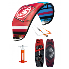 Pachet kiteboarding RRD VISION POISON PACK ShopeXtrem
