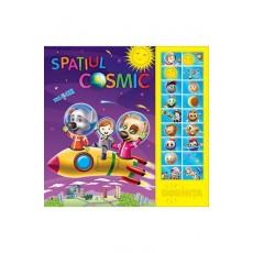 Spatiul cosmic (Carte cu sunete)