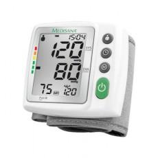 Tensiometru de incheietura Medisana BW315 51072, 2 utilizatori, 120 memorii, Alb