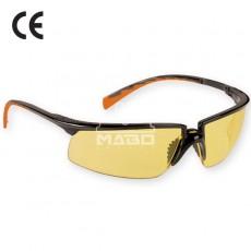 Ochelari de protectie SOLUS cu lentila galbena MABO INVEST