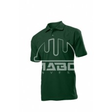 Tricou polo verde ST3000 MABO INVEST