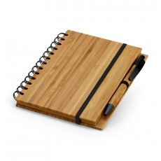 Notepad mare din bambus CDT-93485 ALEXER SRL