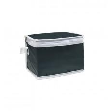 Geanta frigorifica neagra pentru 6 doze CDT-MO7883-03  ALEXER SRL