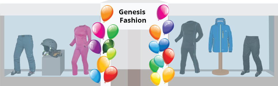 genesis-fashion- Grand opening  - Click pentru detalii